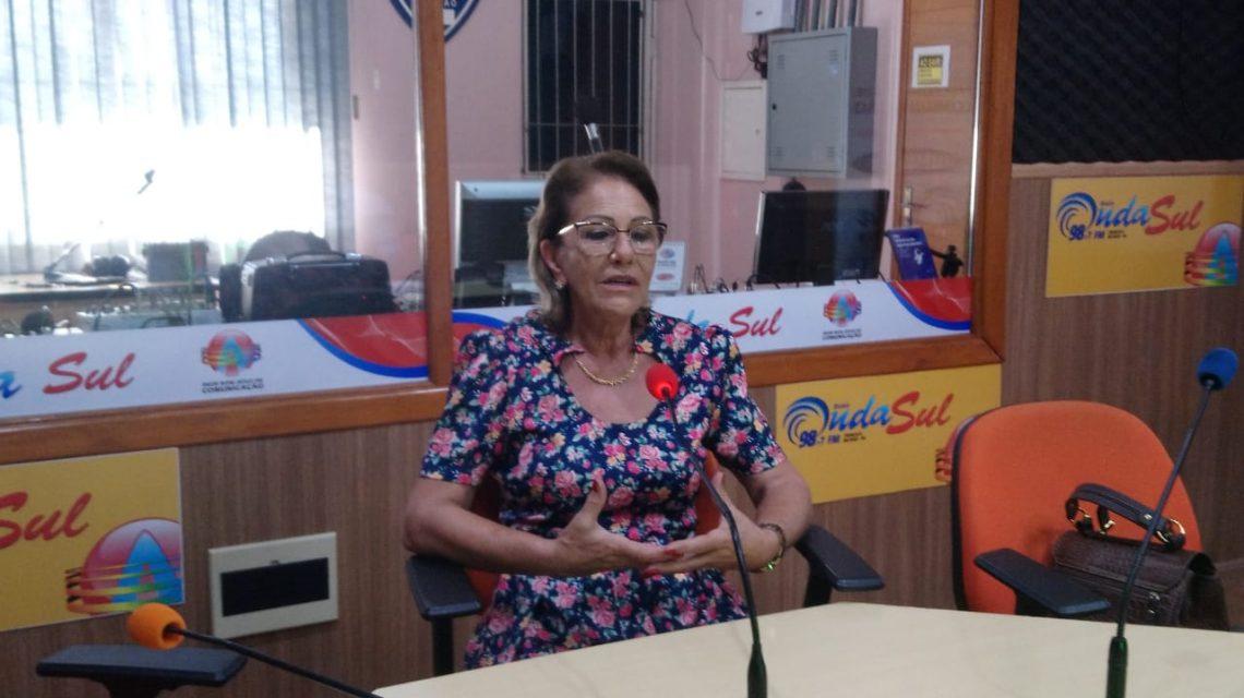 Vereadora de Francisco Beltrão explica desligamento do MDB