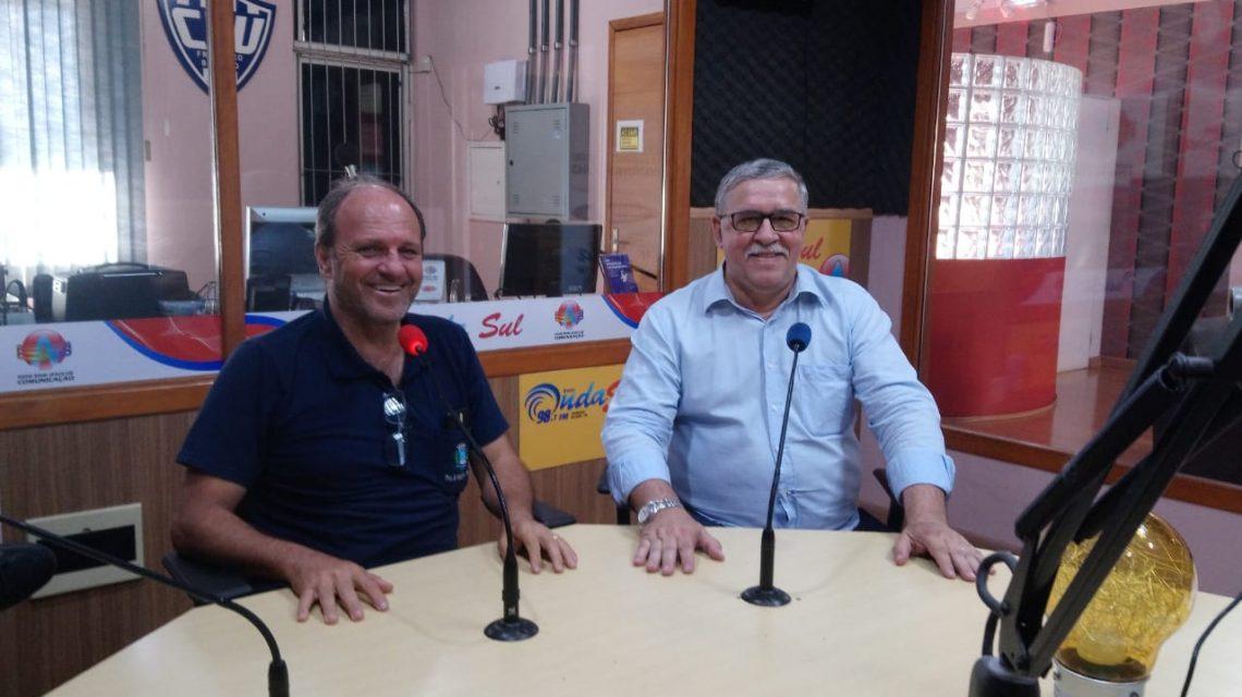Ex deputado Assis do Couto é pré candidato a prefeito, diz presidente do PDT beltronense