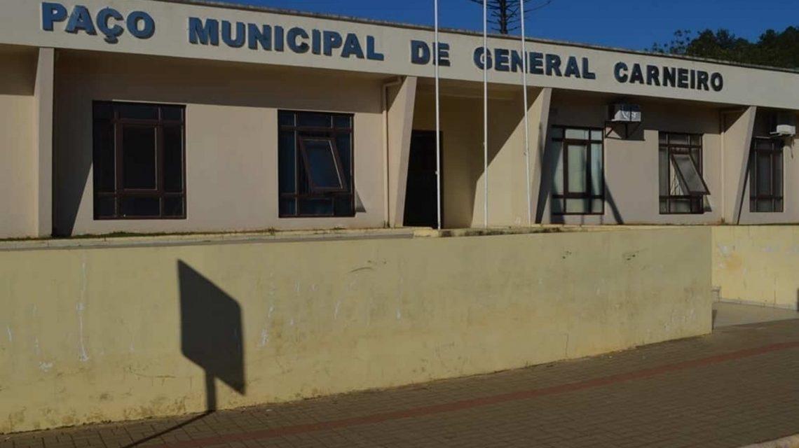 Tribunal julga irregulares contas de ex-prefeito de General Carneiro