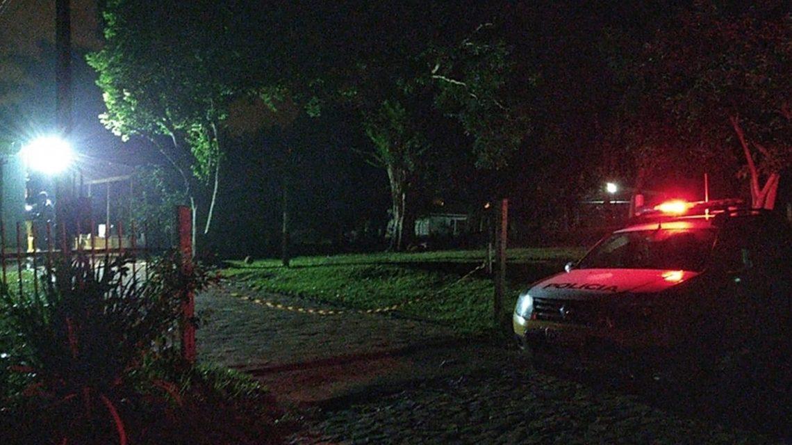 Homem morre em confronto que deixou policial e mulher feridos em Realeza