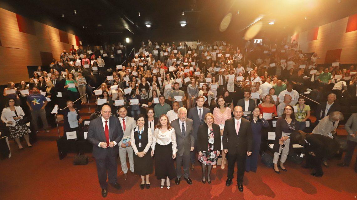 Seminário estadual debateu aplicação do Marco Legal da Primeira Infância no Paraná