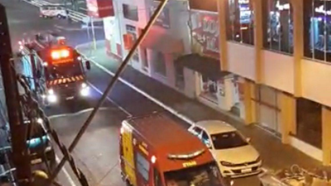 Palmas: Corpo de Bombeiros vai às ruas orientar população a ficar em casa