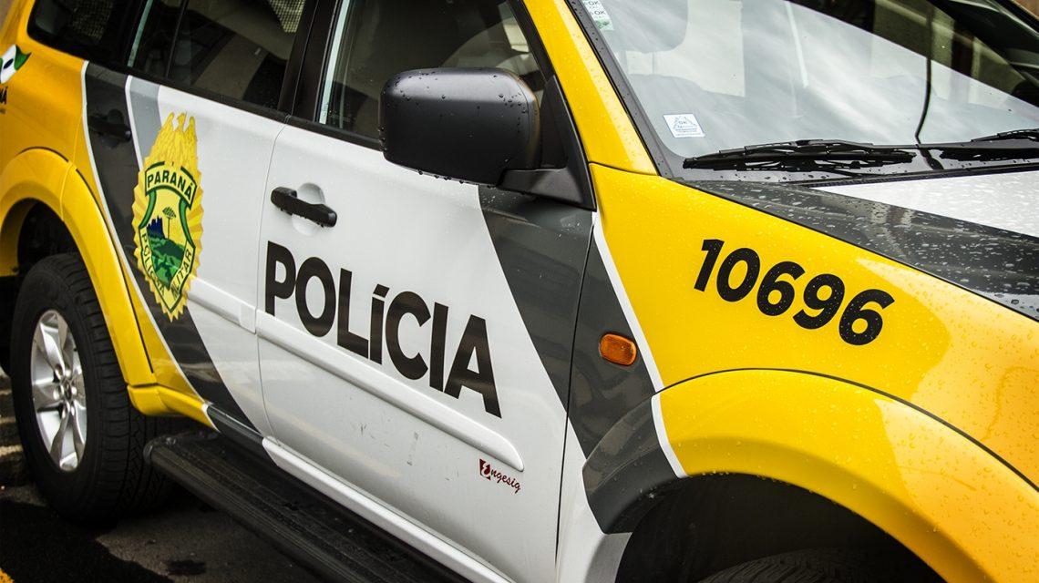 PM prende seis pessoas com drogas e produtos suspeitos em Francisco Beltrão