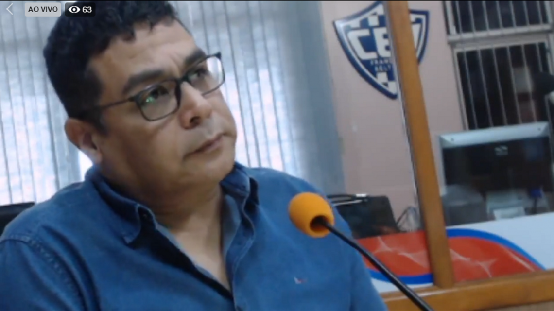 Médico Paulo Fortes fala da estrutura hospitalar em Francisco Beltrão