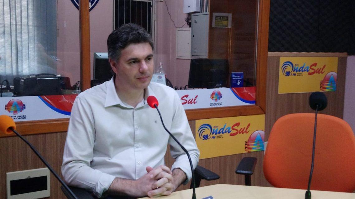 Prefeito de Francisco Beltrão fala sobre decreto que reabrirá o comércio