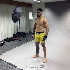 Elizeu Capoeira vai lutar no UFC Brasília sem a presença dos torcedores
