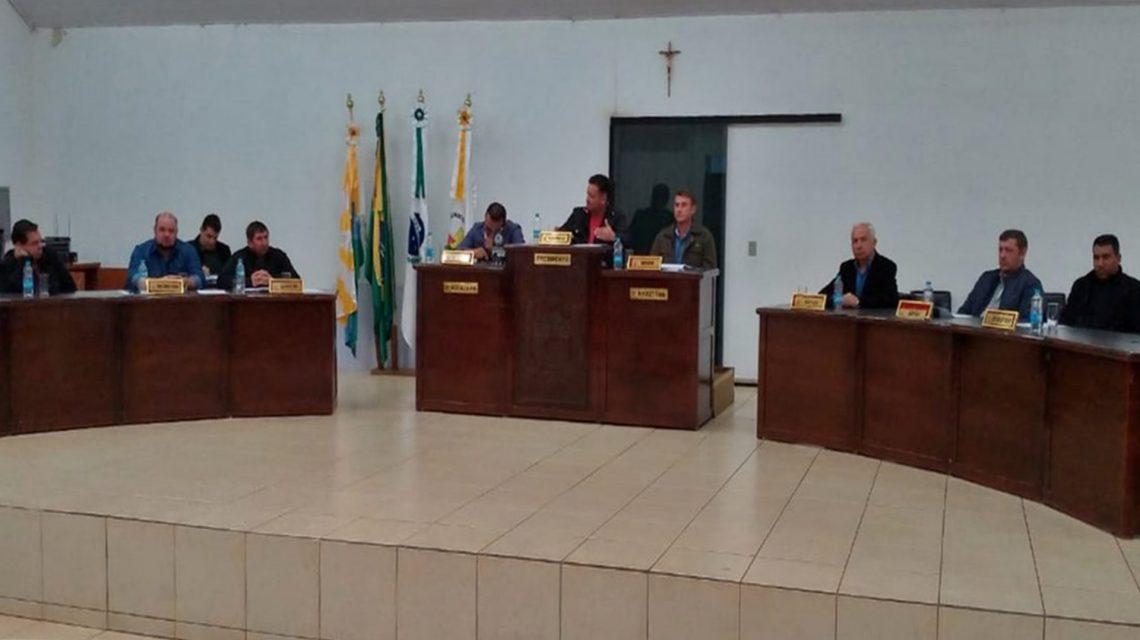 Sessões da Câmara de Vereadores de Candói estão suspensas pelo período de 15 dias