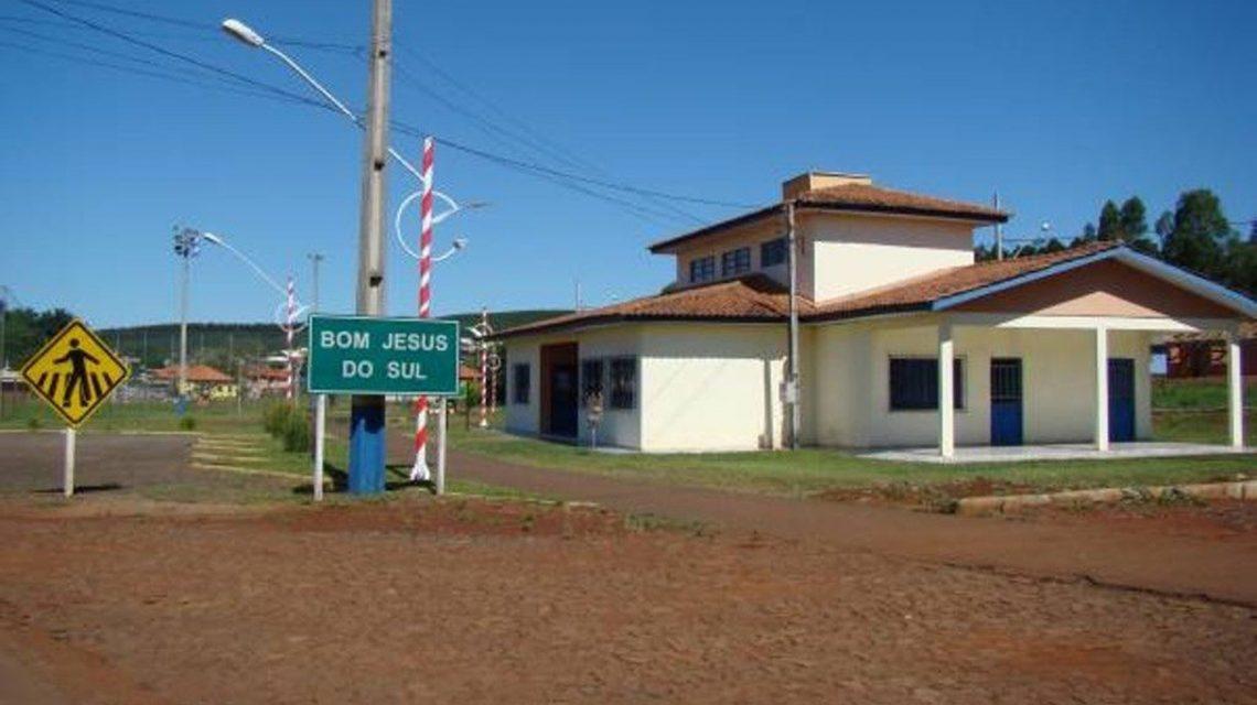 Bom Jesus do Sul Paraná fonte: rbj.com.br