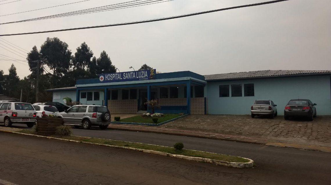 Hospital de Ponte Serrada é alvo de furto de álcool e materiais cirúrgicos