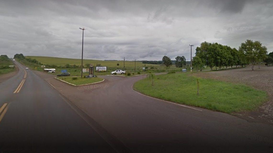 Prefeitura de Clevelândia determina fechamento de trevo na PRC-280