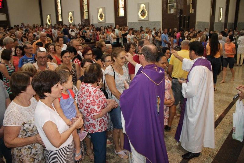 Missas com a presença de fiéis voltarão a acontecer em Francisco Beltrão