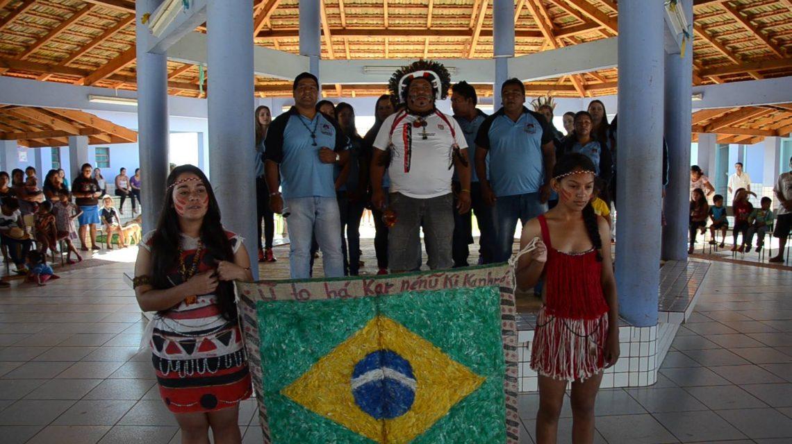 Terra Indígena de Palmas adia festividades alusivas ao Dia do Índio
