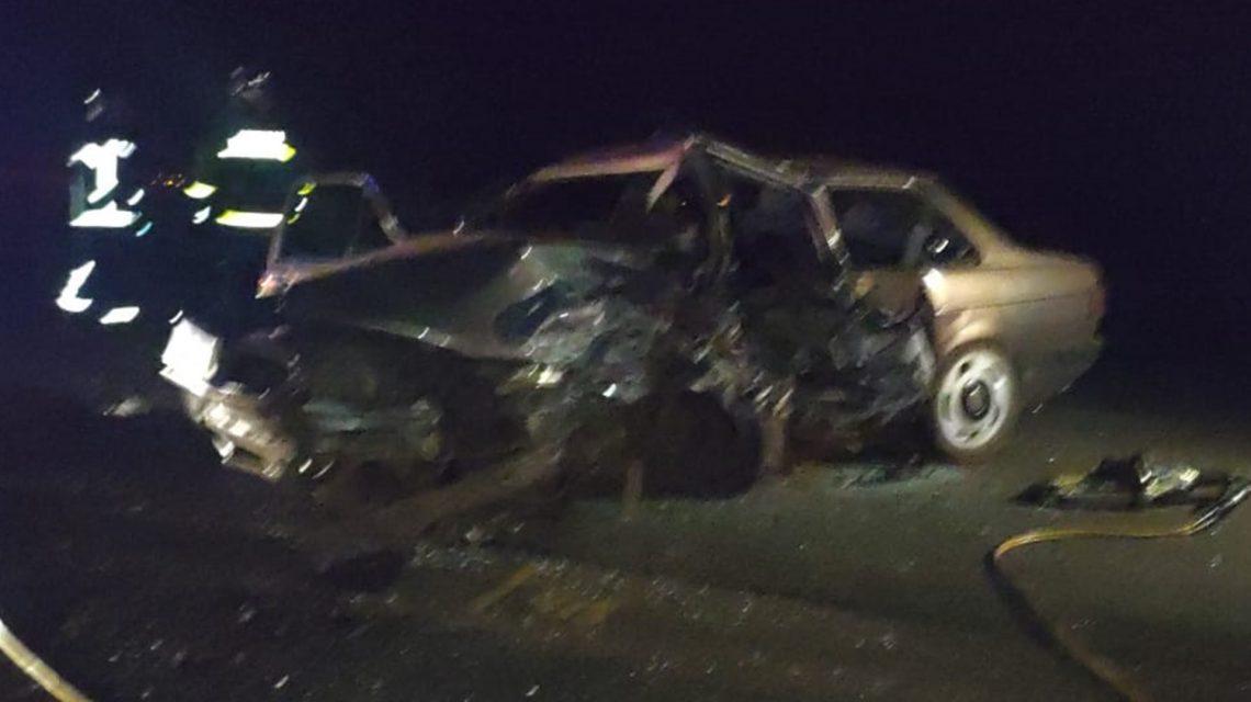 Rapaz de 20 anos morre em colisão frontal na PR-583, em Planalto