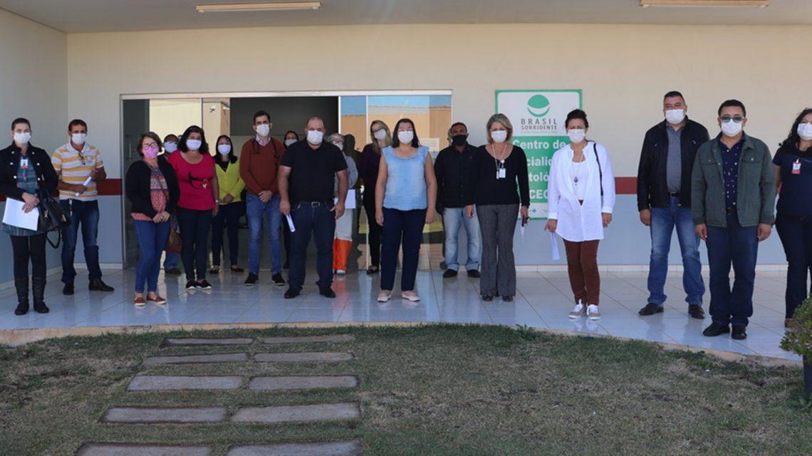 Atendimento de pacientes de Candói, Foz do Jordão e Reserva do Iguaçu é mantido no Instituto Santa Clara