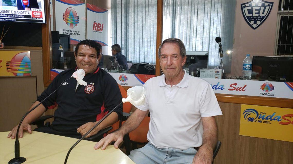 Ex-presidentes do Francisco Beltrão Futebol Clube contaram histórias do time