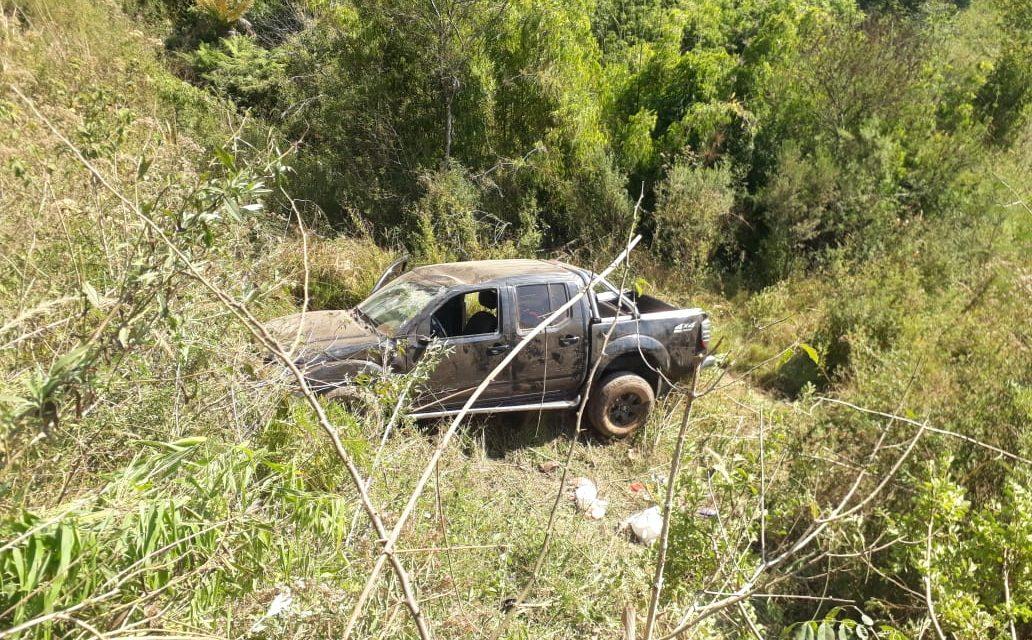 Vítima de acidente em Cel. Domingos Soares morre no hospital