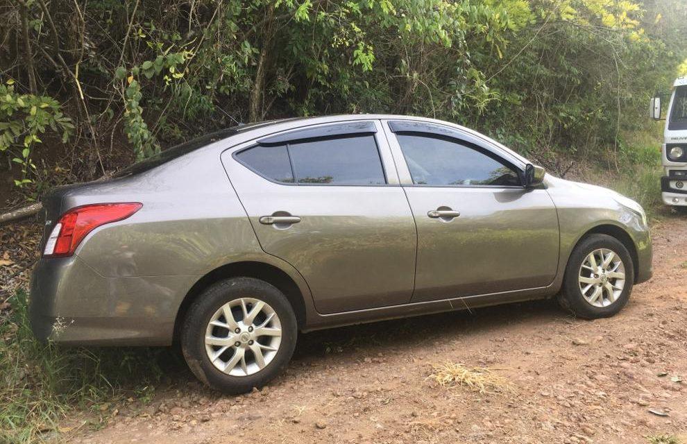 Polícia Civil localiza veículo do motorista que foi vítima de latrocínio