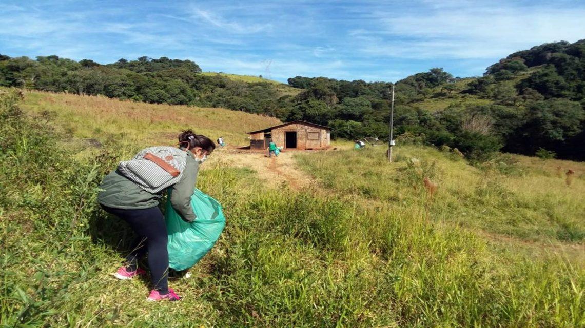 Mutirão contra a dengue é realizado na reserva Indígena em Chopinzinho