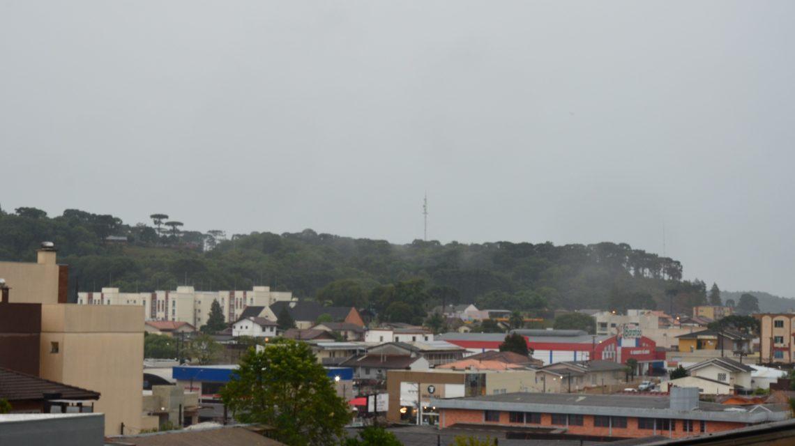 Em 10 horas, chuva atinge 70 milímetros em Palmas
