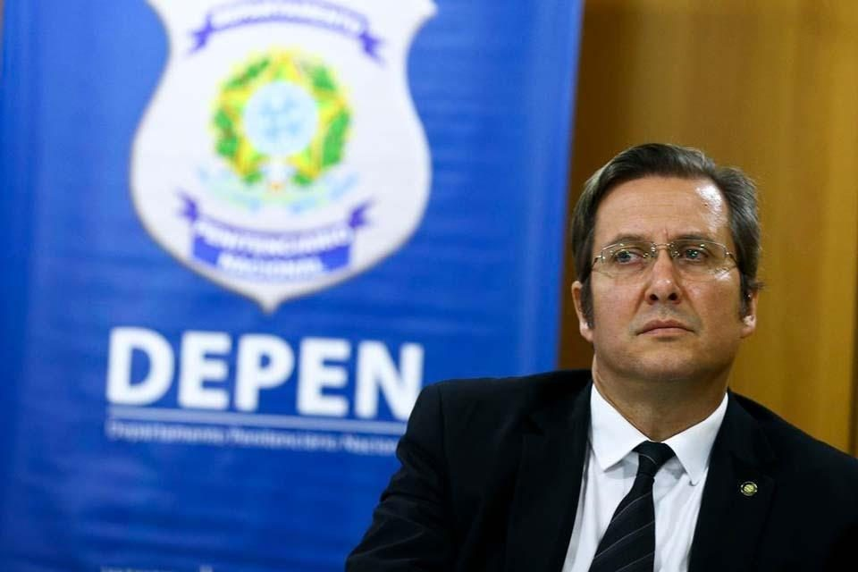 Palmense é exonerado da Direção do Departamento Penitenciário Nacional
