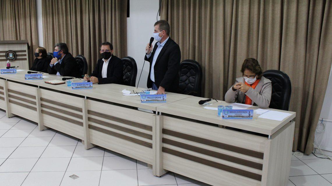 Transporte:vereadores beltronenses aprovam a suspensão do contrato de trabalho