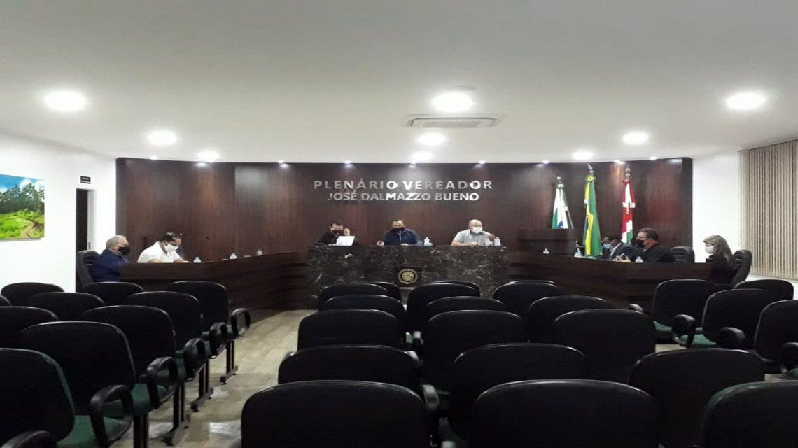 Câmara de Chopinzinho realiza a 12ª Sessão Ordinária de 2020