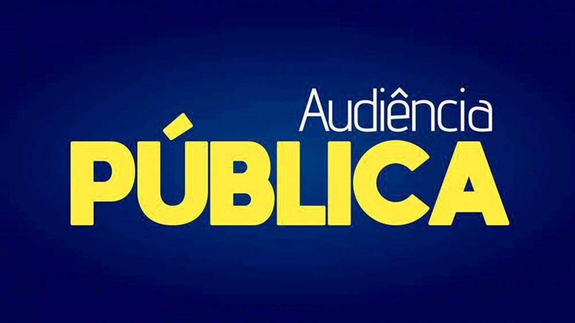 Chopinzinho: Audiência Pública será transmitida pela internet