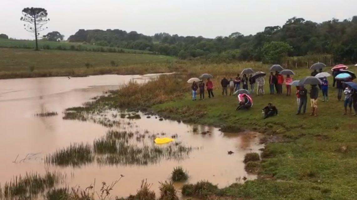 Corpo de homem desaparecido é encontrado em Mangueirinha