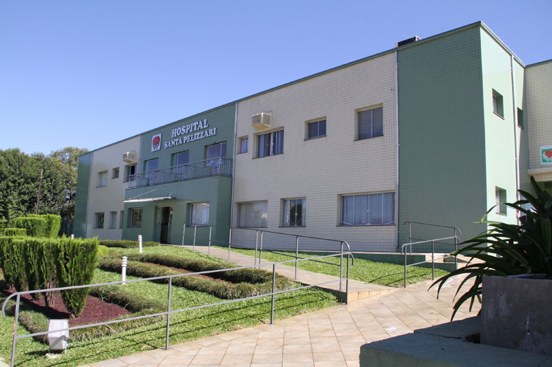 Hospital Santa Pelizzari registra 1º internamento por Covid-19