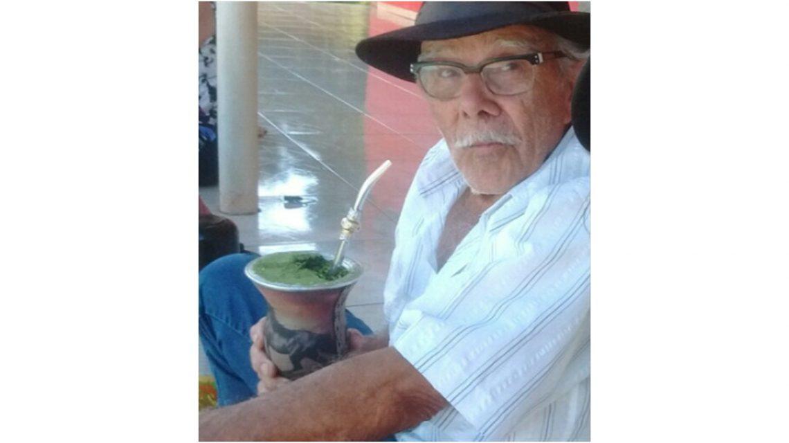 Homem de 86 anos está desaparecido em Foz do Jordão