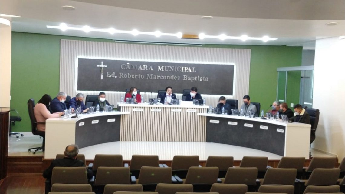Aprovada representação contra prefeito de Palmas por falta de respostas aos vereadores