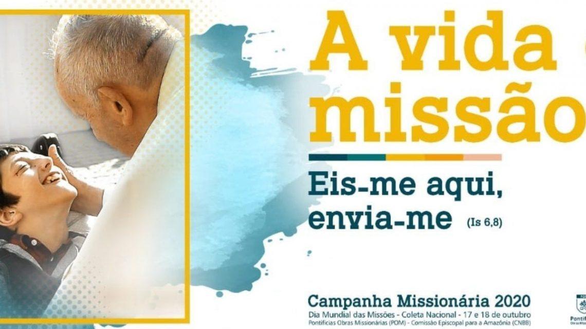 Pontifícias Obras Missionárias confirmam realização da Campanha em outubro
