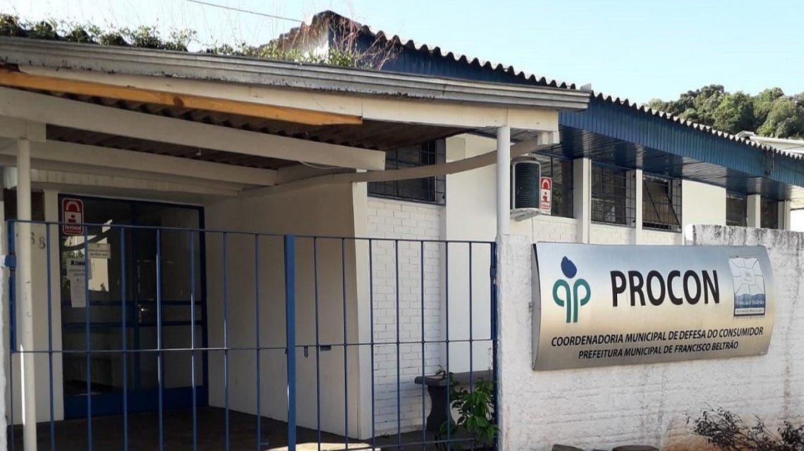 PROCON de Francisco Beltrão alerta para golpes de empréstimos pela internet