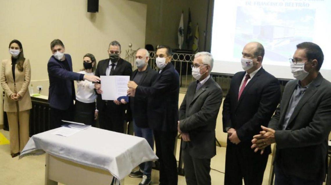 Aberta a licitação para o novo Fórum de Francisco Beltrão