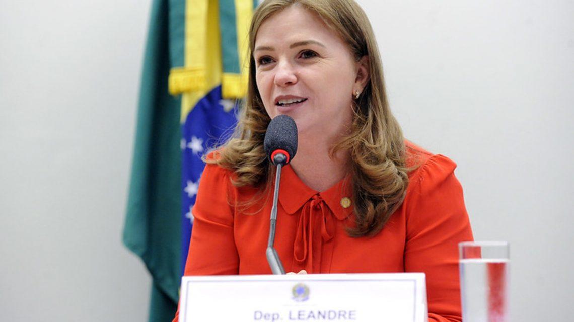 Projeto da deputada Leandre vira Lei e asilos vão receber R$ 160 milhões durante pandemia