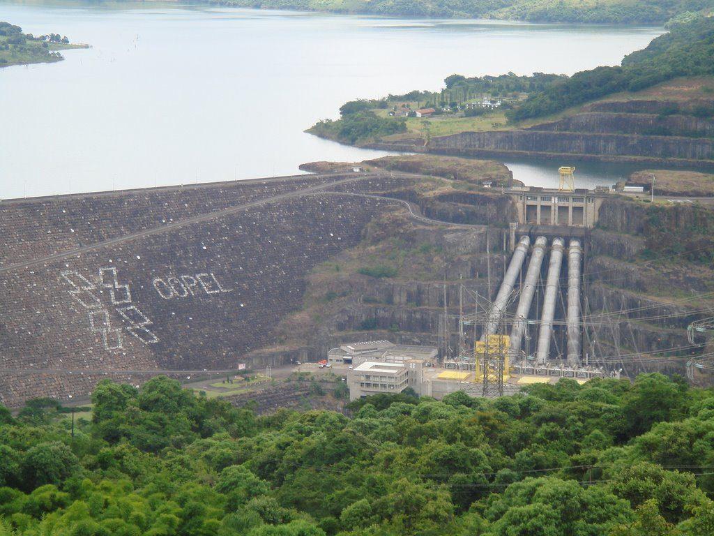 Usina-Hidrelétrica-Governador-Ney-Aminthas-de-Barros-Braga_Usina-Hidrelétrica-de-Salto-Segredo