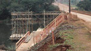 [Grupo RBJ de Comunicação] Ainda em construção, pavimentação da PR-912 já traz benefícios
