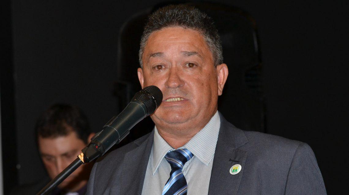 Vereador de Palmas apresenta carta de renúncia