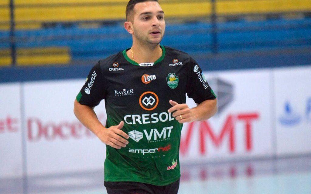 Marreco Futsal tem duas baixas para a sequência da temporada