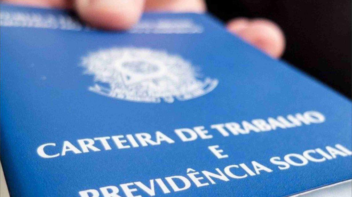 Palmas fechou mês de maio com saldo positivo de empregos