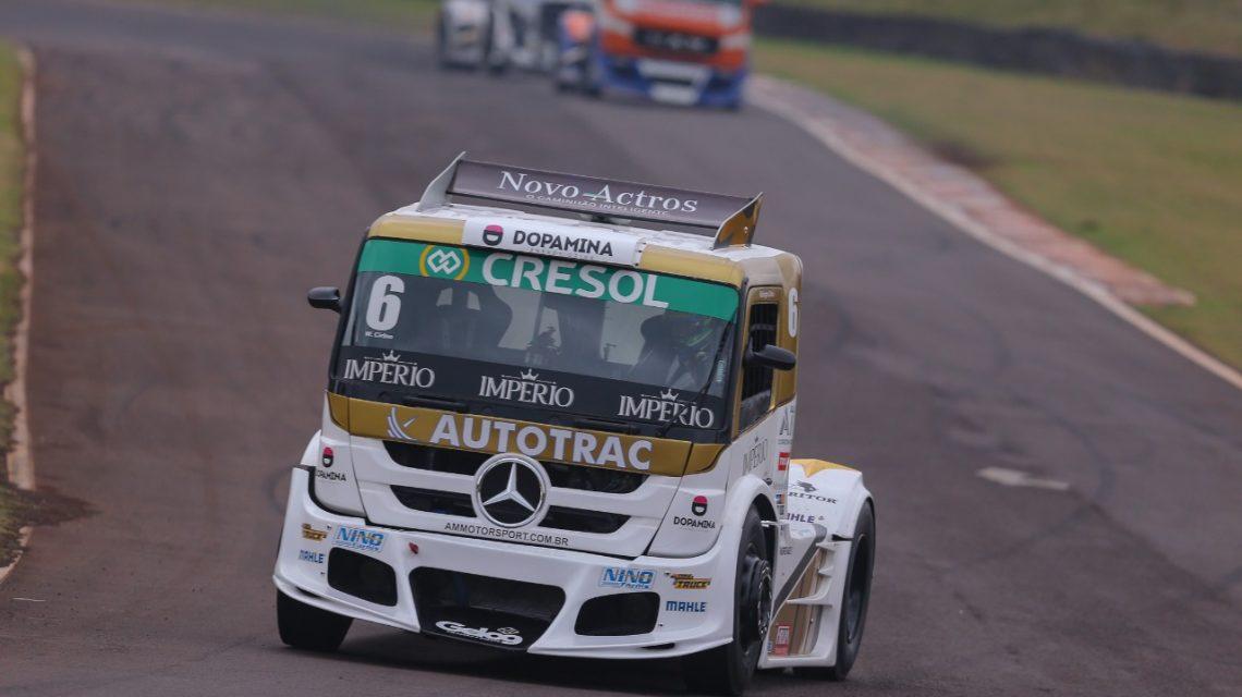 Copa Truck: Prova em Cascavel garante vaga na Grande Final