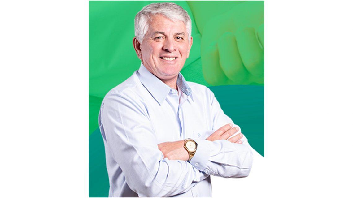 PTB de Candói apresenta ex-secretário Juarez Turco como pré-candidato a prefeito