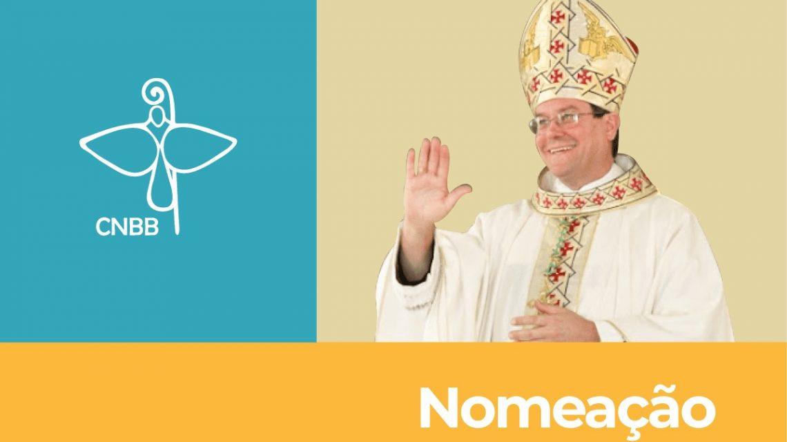 Papa Francisco nomeia dom Severino para a Arquidiocese de Maringá