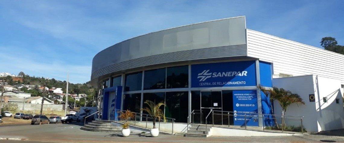 Sanepar reabriu escritórios nesta segunda-feira