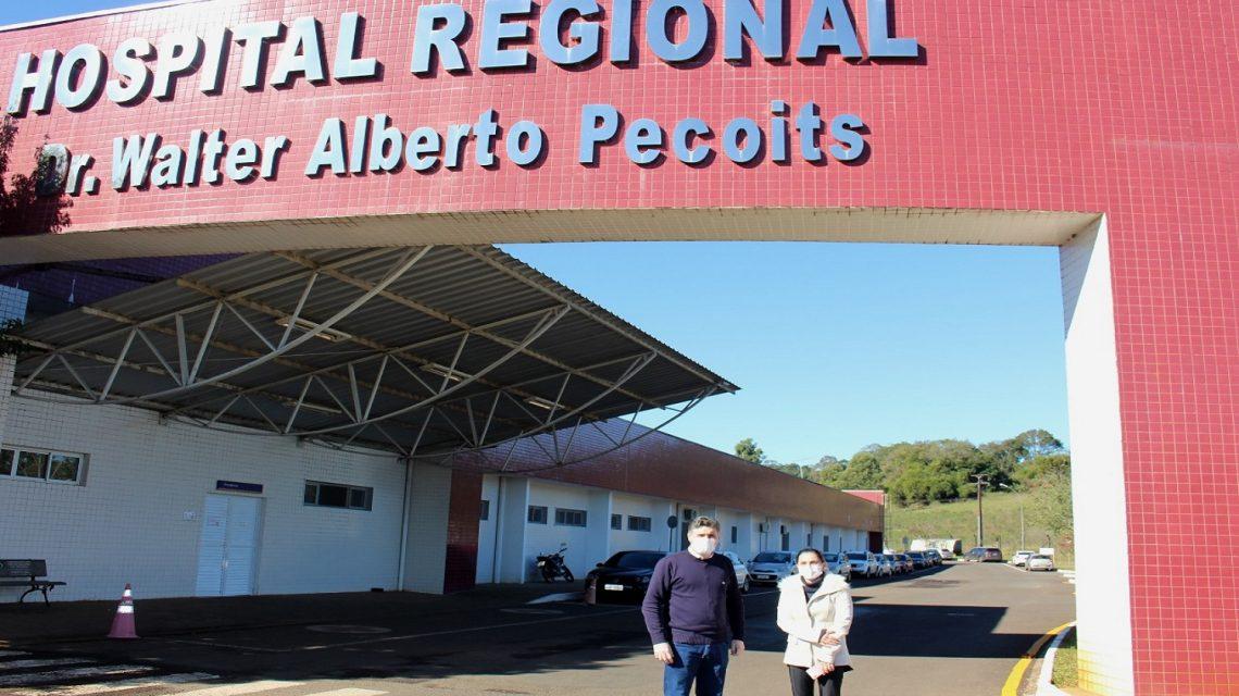 Hospital Regional de Francisco Beltrão será ampliado
