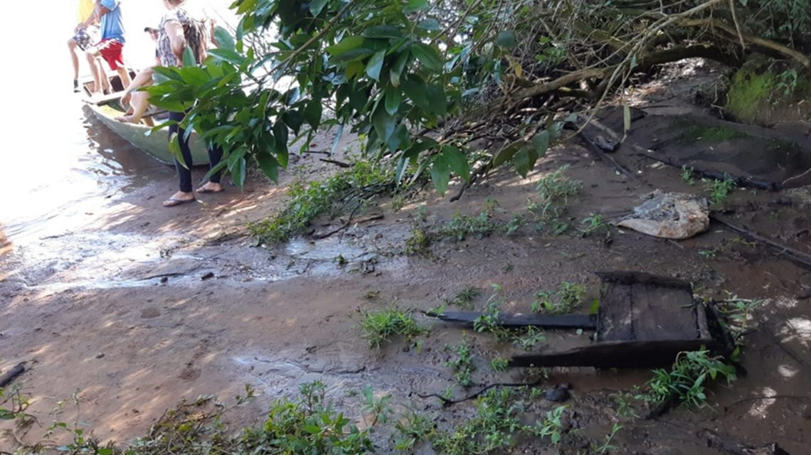 Pescador morre afogado no Rio Iguaçu em Capanema