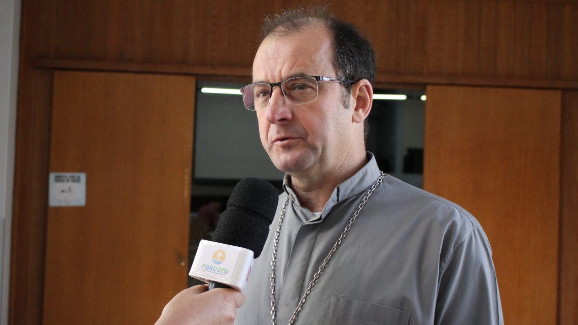 Dom Edgar Ertl faz orientações sobre a espiritualidade do Clero