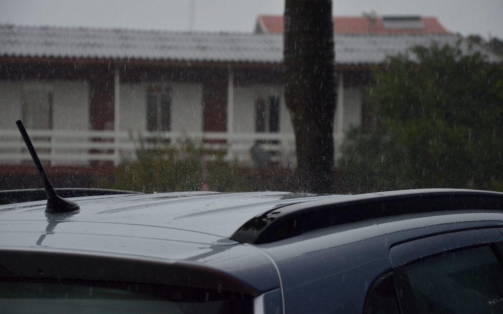 Julho foi um mês de pouca chuva em Palmas