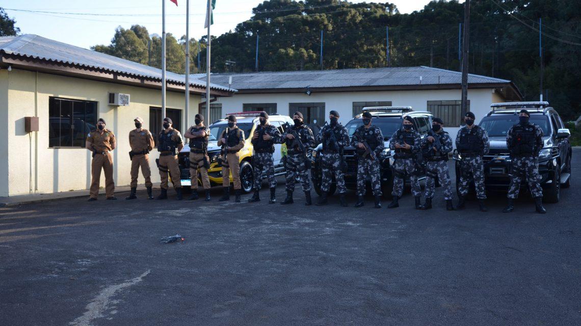 Polícia Militar intensifica repressão a crimes em Palmas e região