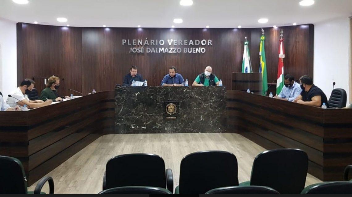 Vereadores aprovam projeto que cria programa de apoio aos transportadores escolares de Chopinzinho